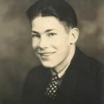 Johnny Wilson Senior Picture