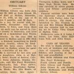 Obituary – William Gibson